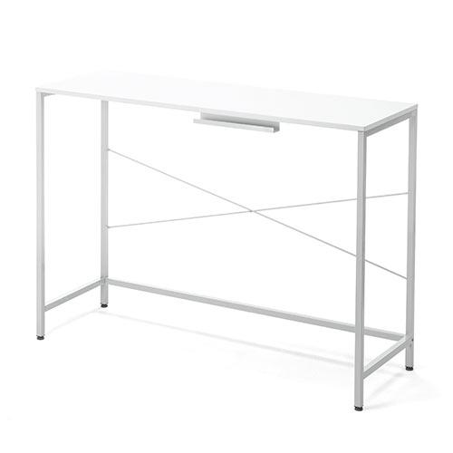 スタンディングデスク(ミーティング・テーブル・オフィス・ワーク・高さ100cm・幅140cm・立ち会議) EZ1-DESKF024