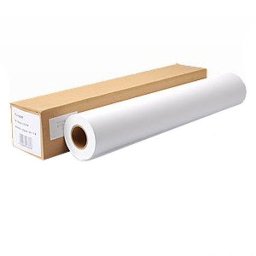 大判インクジェットプリンタ用のぼり旗作成クロス(W610mm×20m・24インチロール・ロール紙タイプ・プロッター対応・ポンジクロス)