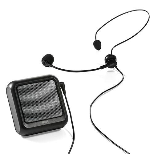 拡声器 12Wハンズフリー ポータブル 小型マイク スマホBluetooth対応 選挙 EZ4-SP076