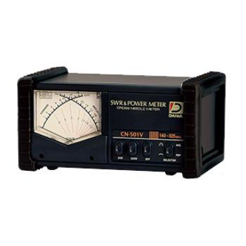 ダイワインダストリCN-501VM(CN501VM)SWRパワーメータ145~525MHzレンジ:20/200W
