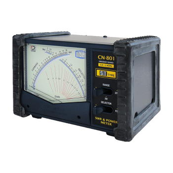 ダイワインダストリCN-801S2(CN801S2)SWRパワーメータ900~2500MHzレンジ:0.2/2/20W