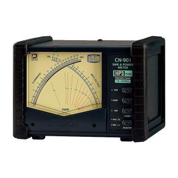 ダイワインダストリCN-901HP3(CN901HP3)SWRパワーメータ1.8~200MHzレンジ:30/300/3000WP.E.Pモード付き(ピーク指示回路付)