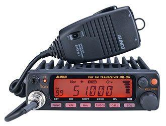 DR-06DX (DR06DX)アルインコ アマチュア無線機50MHz モービル機 20W