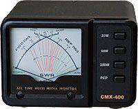 CMX-400(CMX400)コメット SWR計(パワークロスメーター)