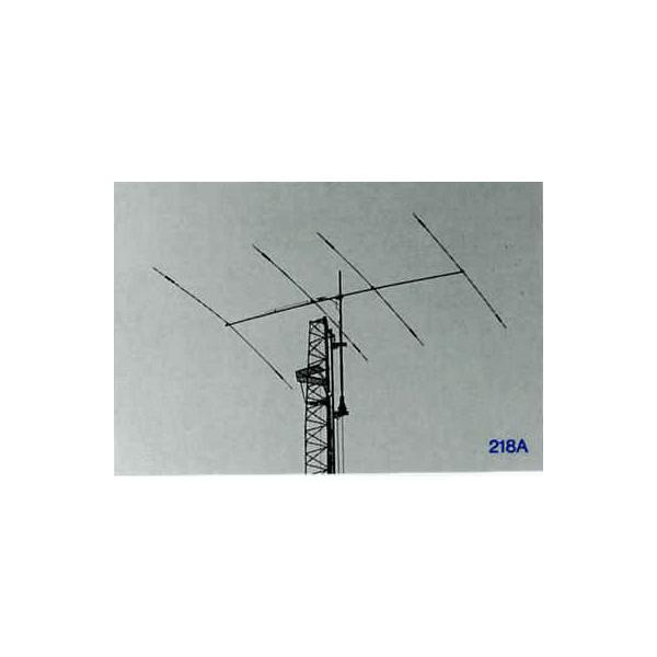 【代引・他の商品同梱発送不可】クリエート 218A21/28MHz 2バンダーアンテナ