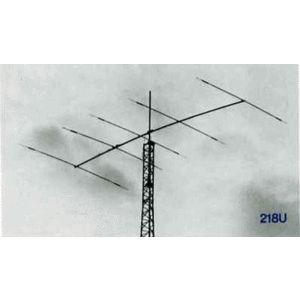 【代引・他の商品同梱発送不可】クリエート 218U21/28MHz 2バンダーアンテナ