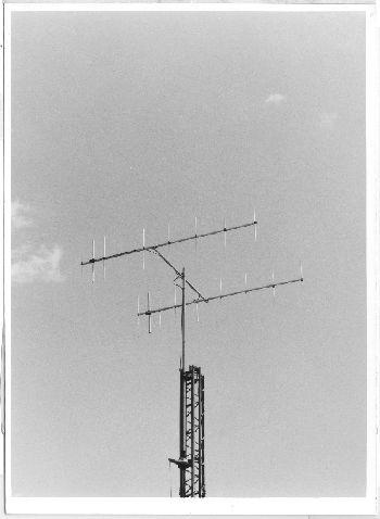【代引・後払い・時間指定・他の商品同梱発送不可】クリエート 2×209Aアマチュア無線 八木アンテナメーカー直送になります