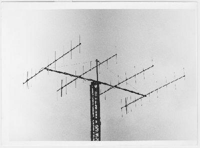 【代引・後払い・時間指定・他の商品同梱発送不可】クリエート 4×211Aアマチュア無線 八木アンテナメーカー直送になります