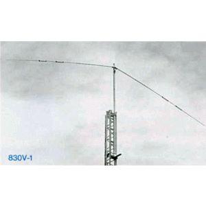 【代引・後払い・時間指定・他の商品同梱発送不可】クリエート 830V-1A アマチュア無線V型ダイポールアンテナ