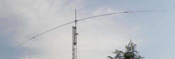 【代引・後払い・時間指定・他の商品同梱発送不可】クリエート CD160アマチュア無線1.8/1.9MHzダイポールアンテナ※別途、13.8VDC電源とリモート用4芯ケーブルが必要です。