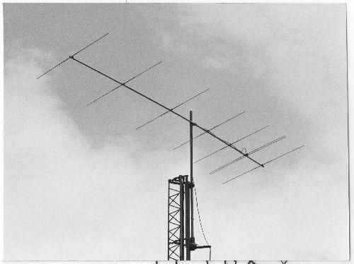 【代引・他の商品同梱発送不可】クリエート CL6DXX50MHz 7エレ八木アンテナ