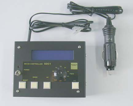 SDC1 (SDC-1)第一電波工業(ダイヤモンド)SD330専用セミオートコントローラー