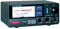 SX-600 (SX600)第一電波工業(ダイヤモンド)アマチュア無線 SWR計