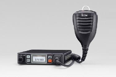 IC-DPR100 (ICDPR100)アイコム 車載型デジタル簡易無線機(登録局)IC-DPR1(ICDPR1)後継