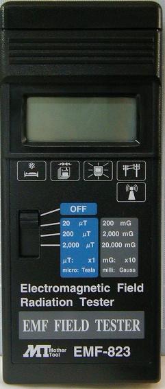 【即日発送】デジタル電磁界強度テスタEMF-823(EMF823)