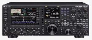 TS-990Sケンウッド HF/50MHzオールモードアマチュア無線機