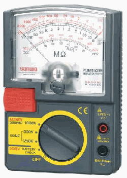 PDM1529S (PDM-1529S)三和電気計器(sanwa)絶縁抵抗計