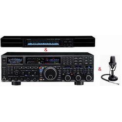 FTDX5000MP Limited&SM-5000&MD-200A8X八重洲無線(スタンダード)HF/50MHz オールモード200W アマチュア無線機