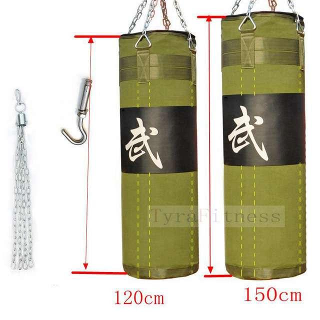 バーゲンで 150cm トレーニング MMA ボクシング バッグ MMA ハンギング フック付きパンチ キック ムエタイ 150cm サンドバッグ フック付きパンチ ファイトバッグ, ギャラリーレア:0592f6b3 --- blacktieclassic.com.au