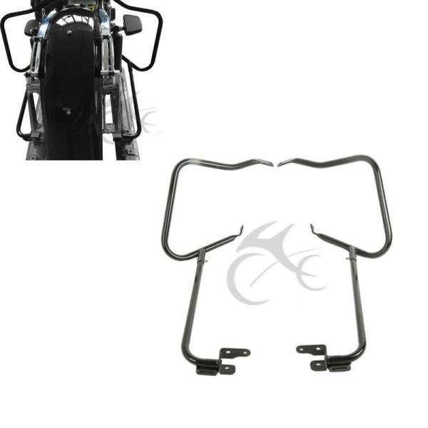 2020 2014年以降 ハーレー お洒落 ツーリングモデル用サドルバッグガードブラケット
