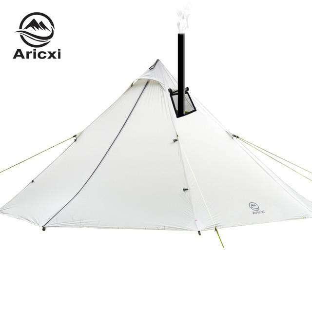 ワンポールテント 4年保証 テント 爆買いセール アウトドア 3~4人 キャンプ