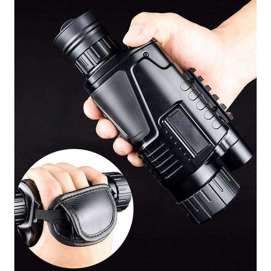 Hd狩猟赤外線デジタルナイトビジョン 単眼望遠鏡 5×40 ハンドヘルドスコープ