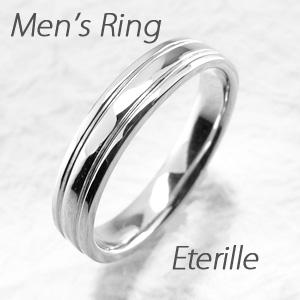 【10%OFF】ダイヤモンド リング 指輪 メンズ シンプル 地金 18金 マリッジダイヤモンド リング 結婚指輪 ゴールド 18k k18 18金