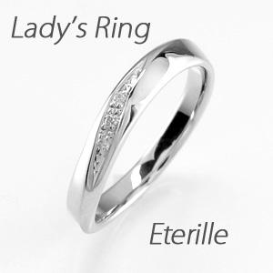 【10%OFF】リング プラチナ ダイヤモンド 指輪 レディース カーブ ウェーブ プラチナ マリッジリング プラチナ ダイヤモンド 指輪 結婚指輪