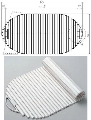 TOTO 巻フタ 1600用巻フタ PCS1610N#NW1