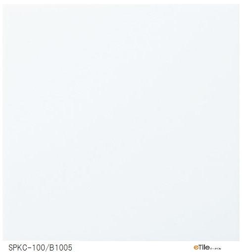 ミスティパレット ブライト釉 100mm角片面取 SPKC-1060/B1005