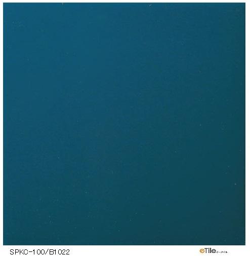 INAX ミスティパレット ブライト釉 100mm角片面取 SPKC-1060/B1022