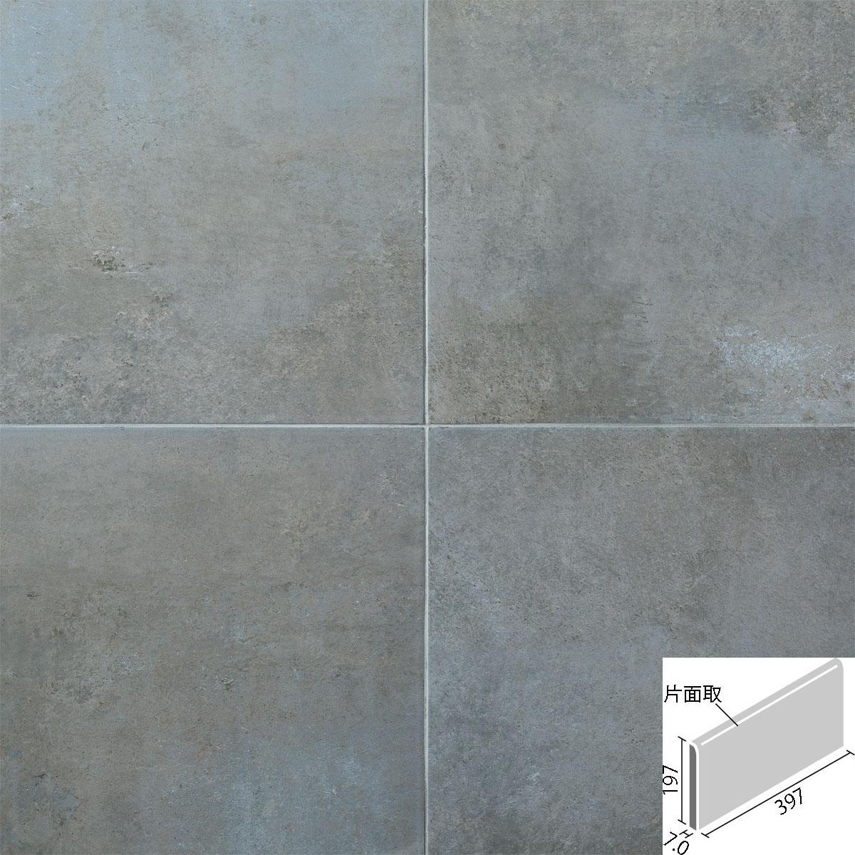 LIXIL(INAX) ビターメタル 400x200mm角片面取(長辺) ID-4260/BMA-2(U)
