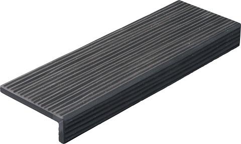 LIXIL(INAX) 陶路2(とうじ) 300x100mm角垂れ付き段鼻(接着) TOJN-301/2