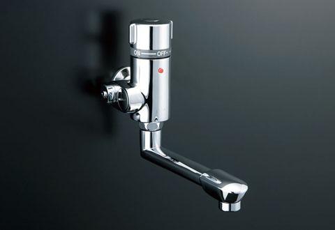 LIXIL(INAX) バス水栓 定量止水付自在水栓 BF-B110