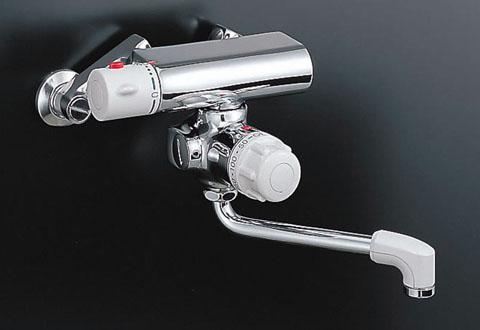 【LIXIL】(INAX)バス水栓 定量止水付サーモスタットバス水栓 BF-M340T
