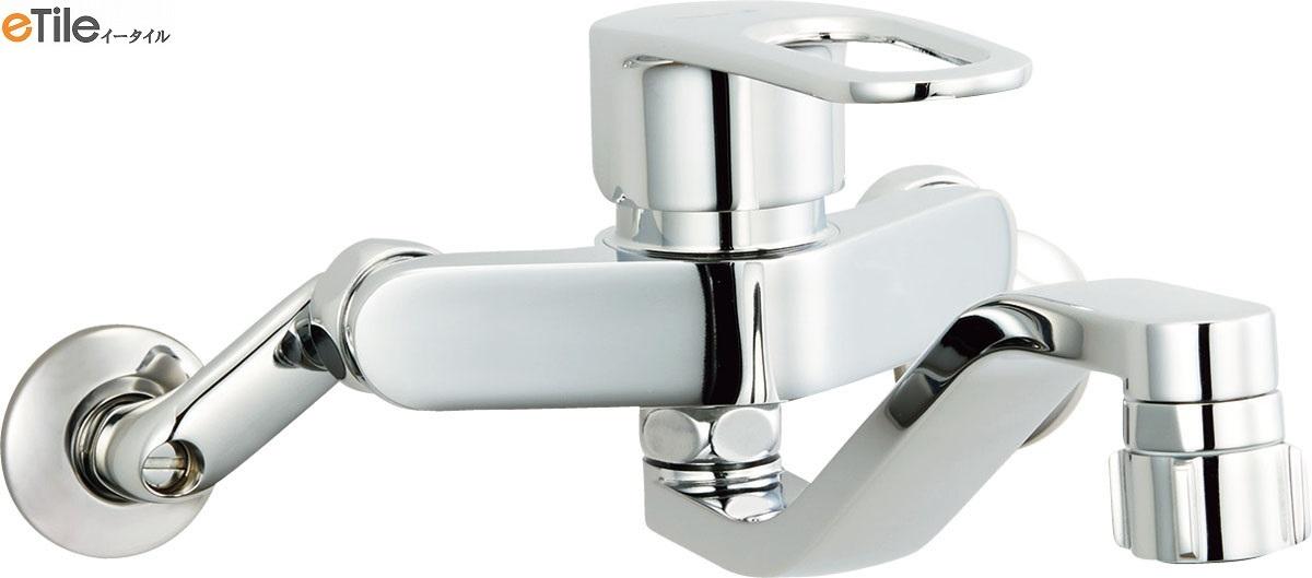 クロマーレS キッチンシャワー付シングルレバー混合水栓 SF-WM433SY