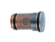 INAX 水栓金具用 キャンペーンもお見逃しなく 水栓部品 ストレーナ付逆止弁 湯側 お求めやすく価格改定 A-743 一般地用