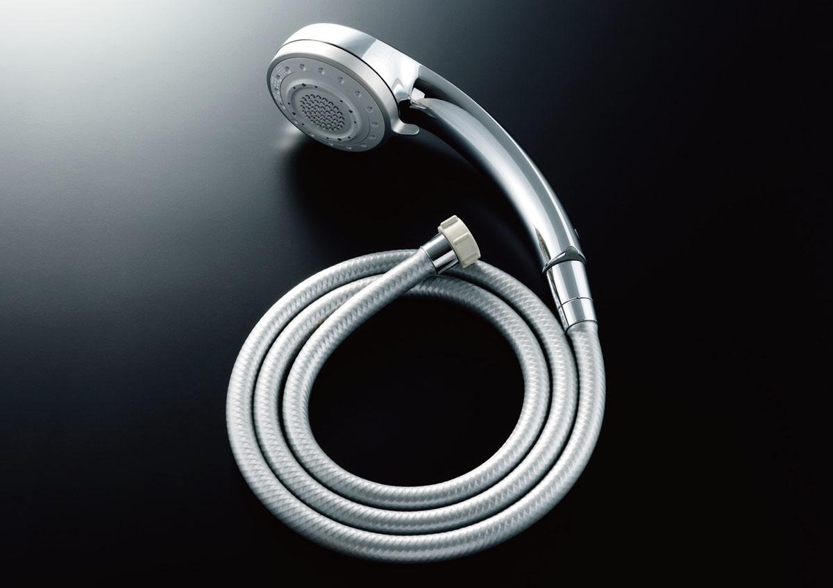 LIXIL(INAX)水栓部品 エコフル 多機能シャワー (メッキ仕様)BF-SB6BG(1.6)