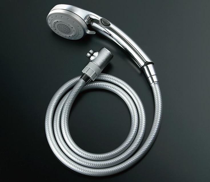 水栓部品 エコフルスイッチ多機能シャワー(メッキ仕様) BF-SB6WBG(1.6)-AT