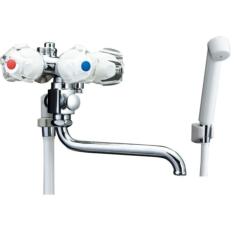 LIXIL(INAX) 逆止弁付太陽熱温水器用 シャワーバス水栓 スプレーシャワー BF-612-G