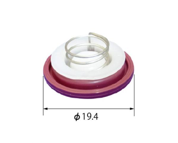 市販 INAX アメージュZ便器用 訳あり品送料無料 A-7281 ダイアフラムパッキン