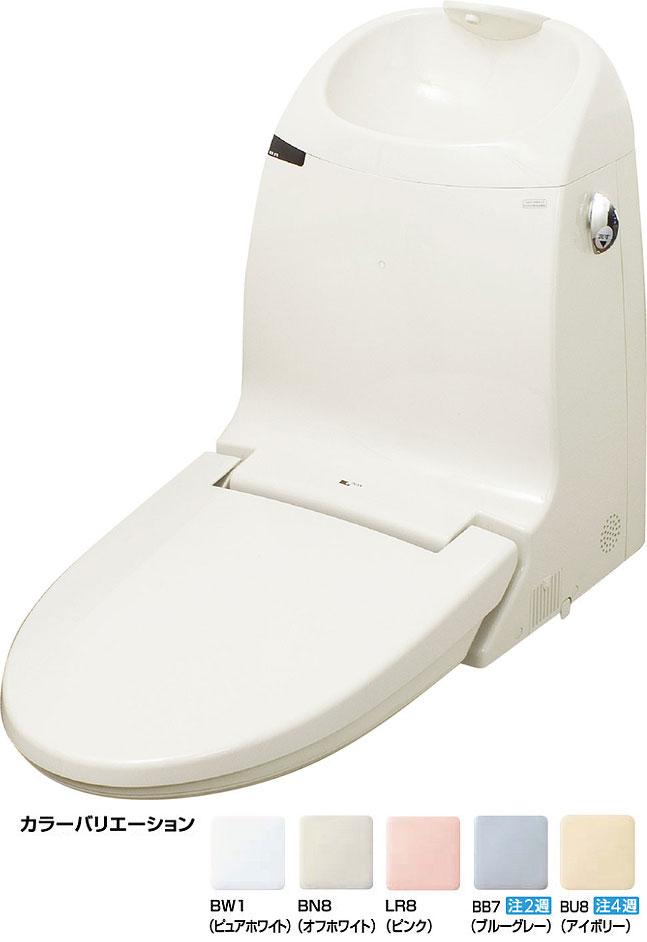 人気大割引 一般地・水抜方式:etile ショップ シャワートイレ(タンク付) リフレッシュ DWT-MM55/BN8(手洗なし・オフホワイト)-木材・建築資材・設備