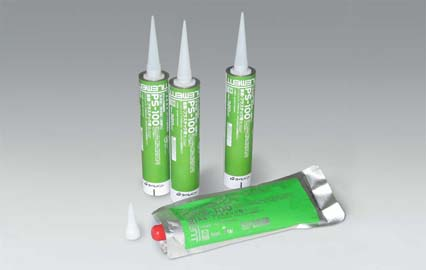タイルメント 金属・プラスチック用接着剤 PS-100-1kg/ケース(12本入り)