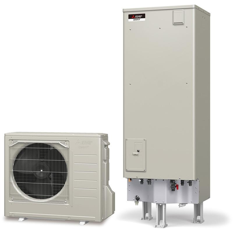 三菱電機株式会社 ヒートポンプ給湯器 エコキュート Aシリーズ[一般地向け] SRT-W304D フルオートW追いだき