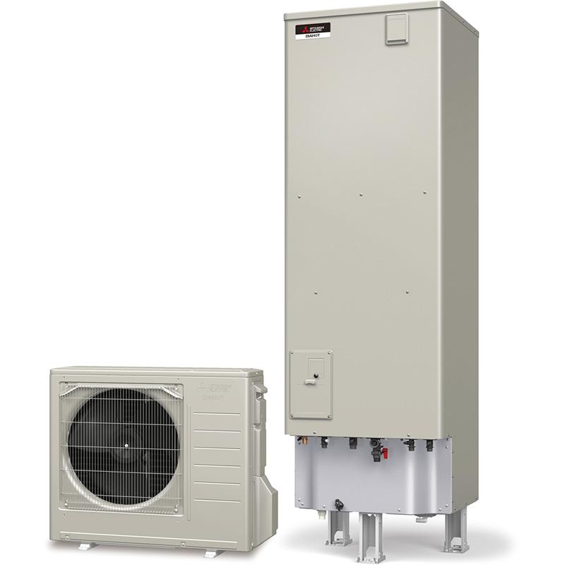 三菱電機株式会社 ヒートポンプ給湯器 エコキュート Aシリーズ[一般地向け] SRT-W464 フルオートW追いだき