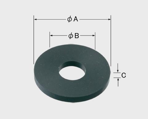 KF-24B用 おすすめ特集 立形水石けん入れ用タンク下パッキン 返品不可 50-291 1P