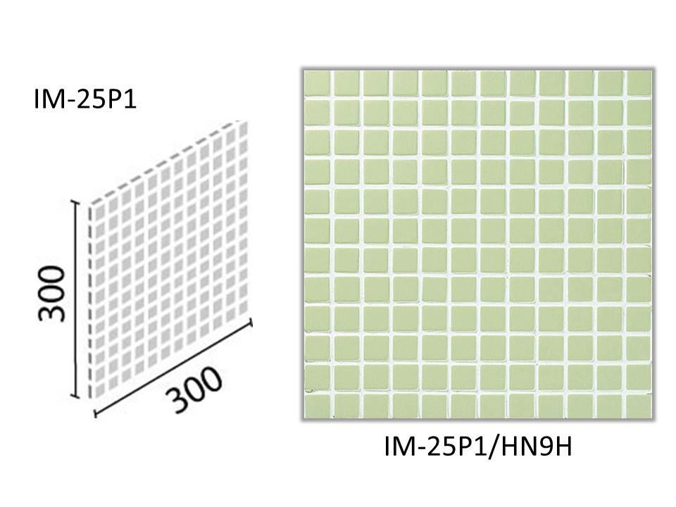 インテリアモザイク ハーニング 25mm角ネット張り IM-25P1/HN9H