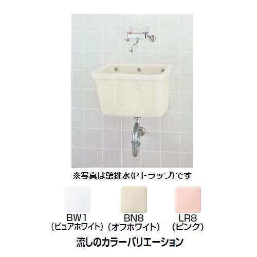 LIXIL(INAX) 洗濯流し(床排水セット) S-18U/○○-SSET