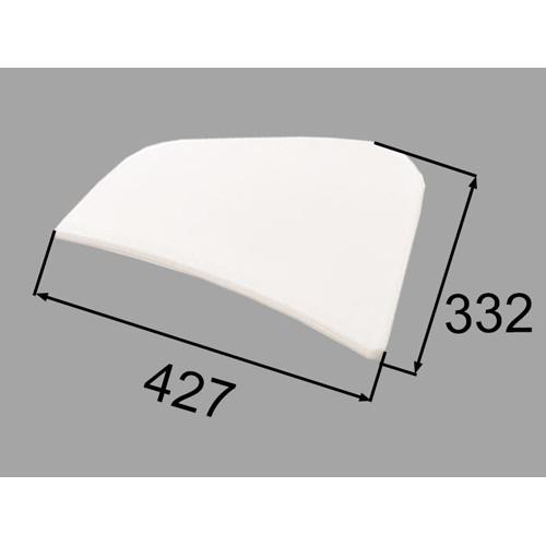 クッション CCB-4-L/W ホワイト [新品]