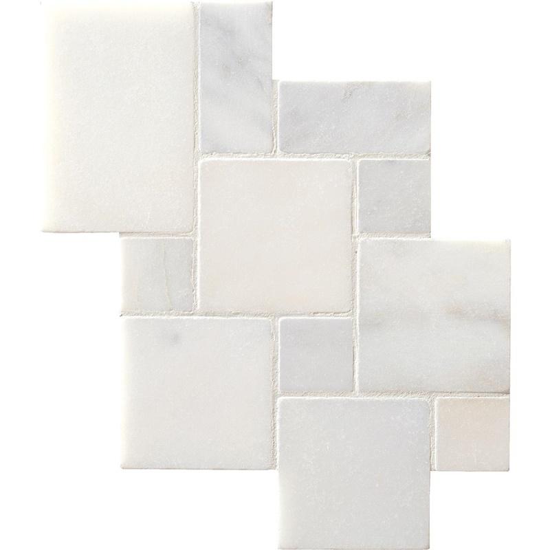 出荷単位:シート 名古屋モザイク MODULAR 激安通販ショッピング STONES モジュラーストーンズ CLF-O8000 平 148.5x98角〜47.5角4形状ミックス シート 絶品